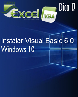 Instalar Visual Basic 6.0 no Windows 10